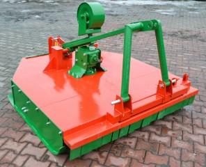 Rasenmäher – Zerkleinerungsmaschine - 115 cm